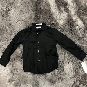 Calvin Klein | Boys Button Down Dress Shirt